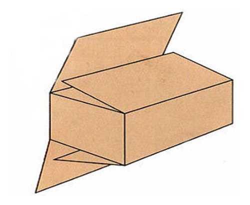 Коробка Fefco 0203